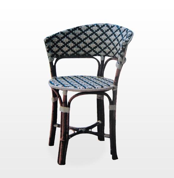 monte carlo chaise fauteuil et tabouret en rotin. Black Bedroom Furniture Sets. Home Design Ideas