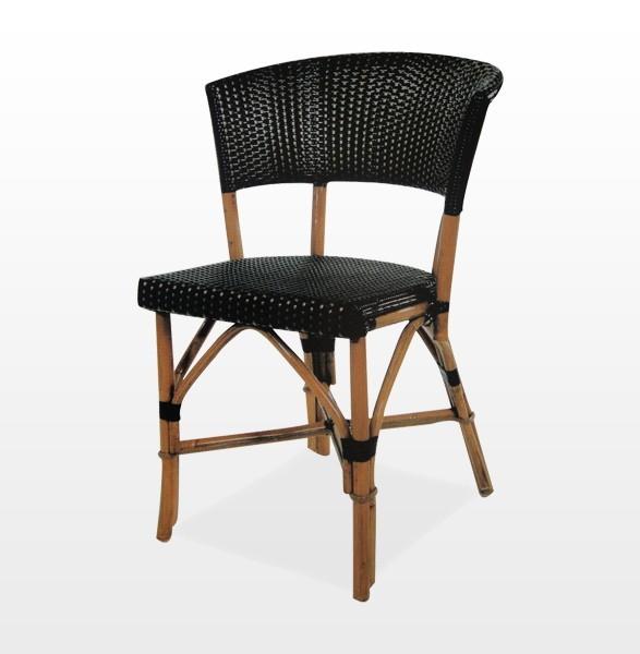 louvre chaise en rotin. Black Bedroom Furniture Sets. Home Design Ideas