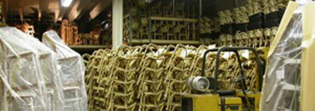 Fabrication de mobiler CHR en rotin